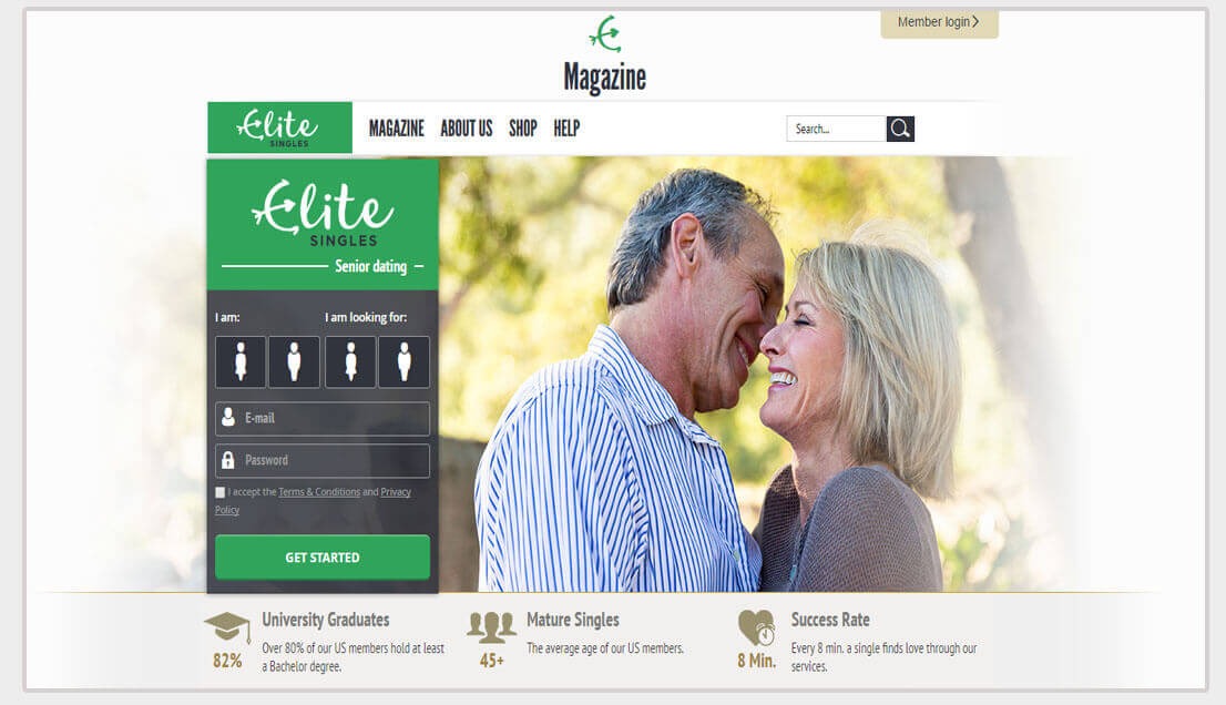 Elite online dating reviews