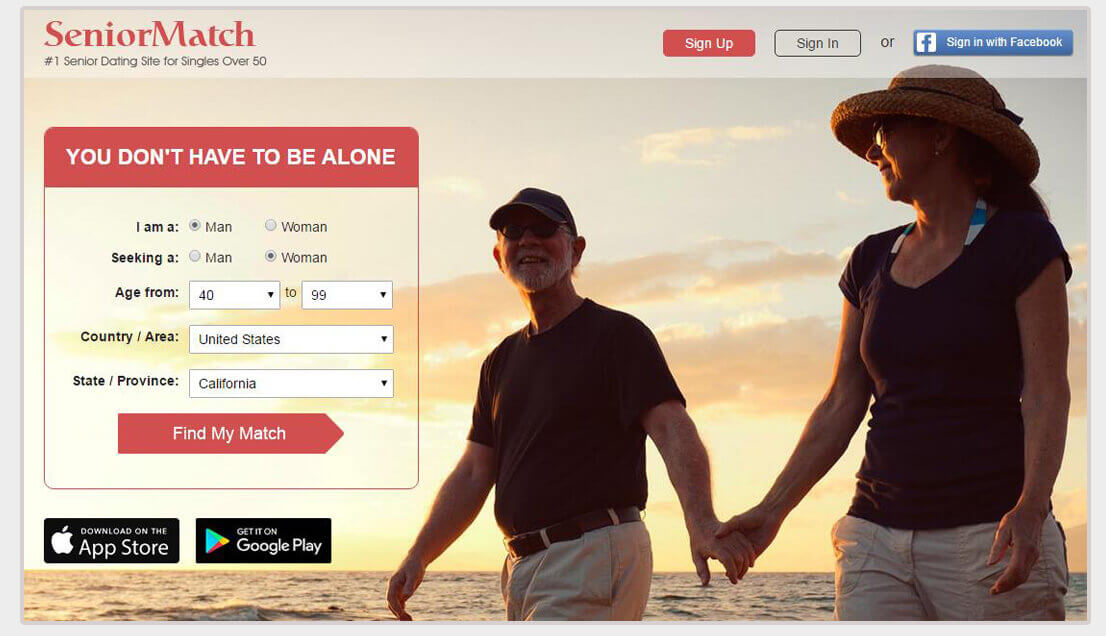 Matching websites for dating